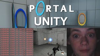 Let's Play Portal Unity Part 4: The End of the Porno