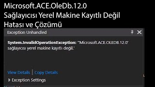 The Microsoft Jet Oledb 4 0 Provider Is Not Registered On