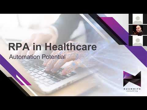 Healing the Healthcare Industry With RPA