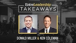 Storybrand Website Reviews   Donald Miller   EntreLeadership Takeaways