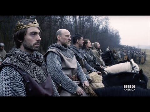 BBC America throws its hat in the medieval ring with The Last Kingdom
