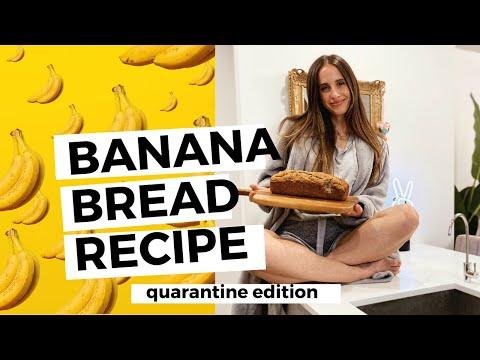 BEST GLUTEN FREE BANANA BREAD