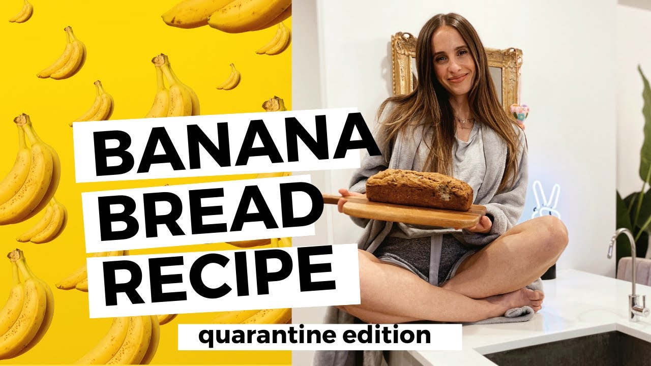 Download BEST GLUTEN FREE BANANA BREAD