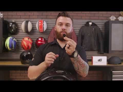 How To Install Motorcycle Bluetooth Helmet Communications