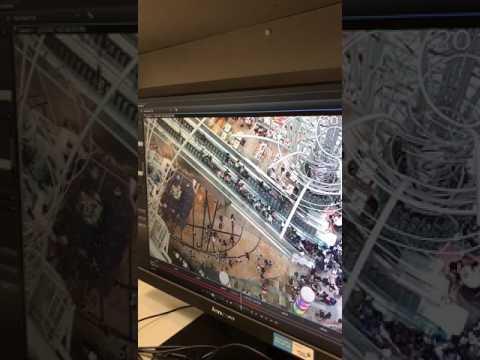 At least 18 hurt as Hong Kong escalator suddenly stops