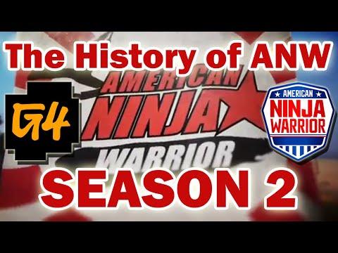 American Ninja Warrior 2 - The History Of ANW