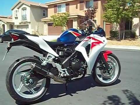 Honda Cbr250r Mods Youtube