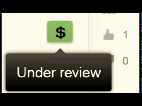 Monetize Under Review Solution And Reason