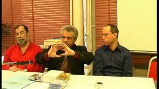 Colloque MAU 2004 Alain Bocher, Olivier Peyrebrune, Christian Gourdain, Jacques  Halbronn