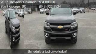 2017 Chevrolet Colorado  for sale in Saint George, SC 29477