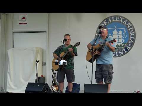 #Irishfest in #oldtownalexandria - #Irishsong duet p.4
