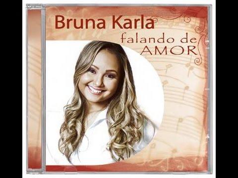 Bruna Karla - Falando de amor - CD completo