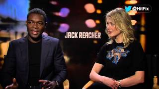 Jack Reacher - Interview with Christopher McQuarrie, Dave Oyelowo & Rosamund Pike