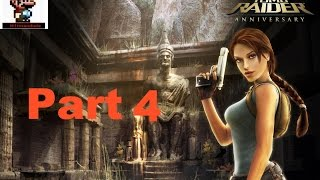 Tomb Raider Anniversary - Walkthrough - Part 4 [No commentary]