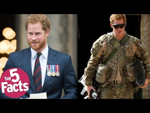 Thumbnail: Top 5 Facts About Prince Harry