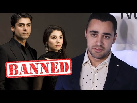 Imran Khan's SHOCKING Comment On Banning Pakistani Artists In India