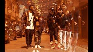 Смотреть клип Nabrisa, Primeiramente & Mano Bill - Adrenalina