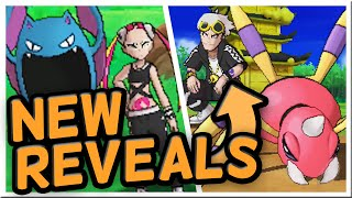 NEW TEAM SKULL GAMEPLAY + DISCUSSION!! - Pokémon Sun and Moon