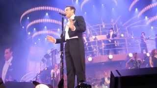 Robbie Williams - Shine My Shoes / Puttin On The Ritz Live @ Hamburg 22.05.2014