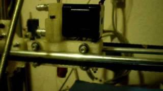 RepRap Mechanical Endstop on Mendel