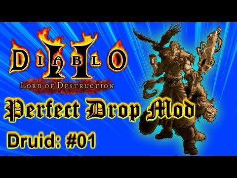 Diablo II Perfect Drop Mod Druid #01