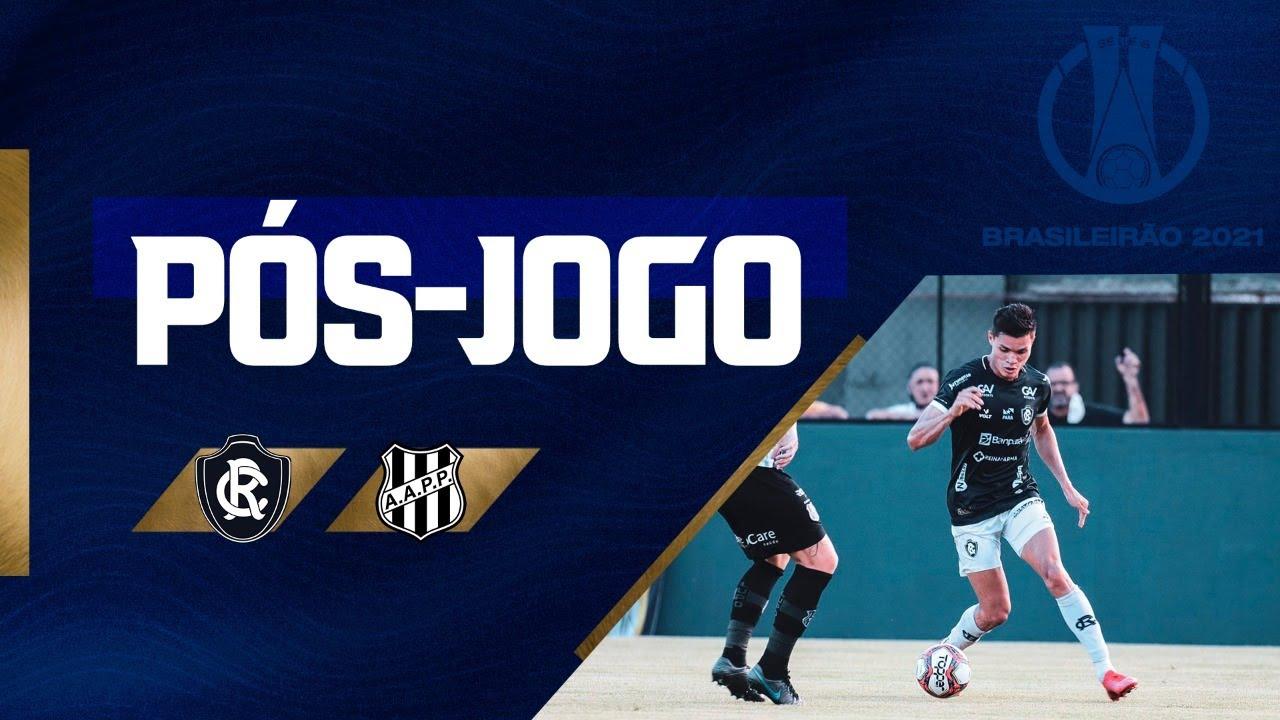#PósJogo - Remo x Ponte Preta