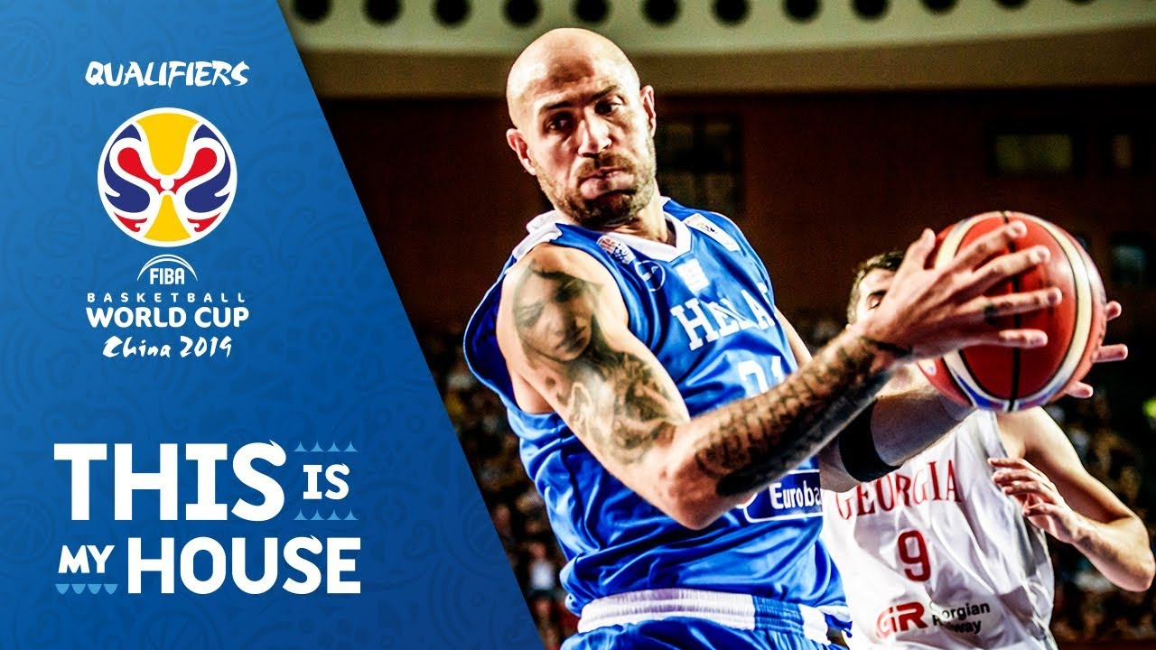 Greece's Best Plays of the FIBA Basketball World Cup 2019