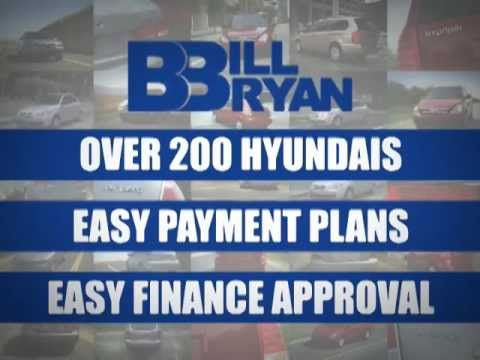 Bill Bryan Hyundai - We Keep It Simple (spec)
