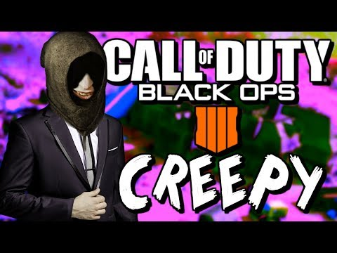 Killer CREEPS Out Fan On Black Ops 4 | Mr. Smiles: The Serial Killer #21