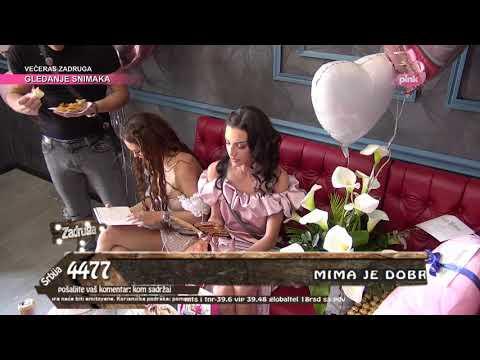 Zadruga 3 - Anabela Plače I Moli Mateju Da Ode Na Tarin Rođendan - 09.04.2020.