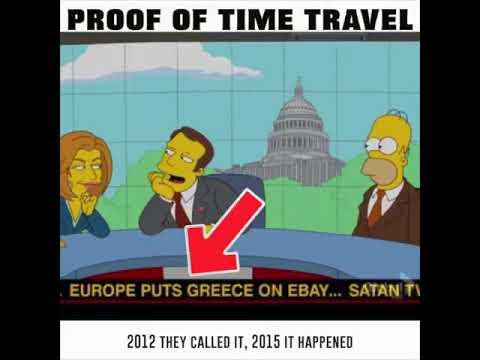 Pat McAfee Talks About How Matt Groening Is A Time Traveler
