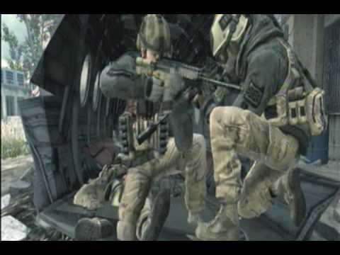 Pave Low Down (Modern Warfare 2 Machinima)