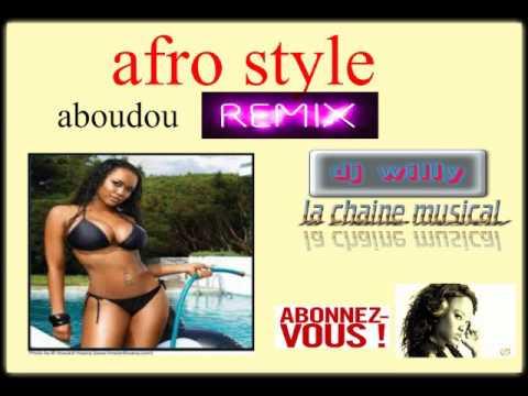 afro style aboudou version clubing