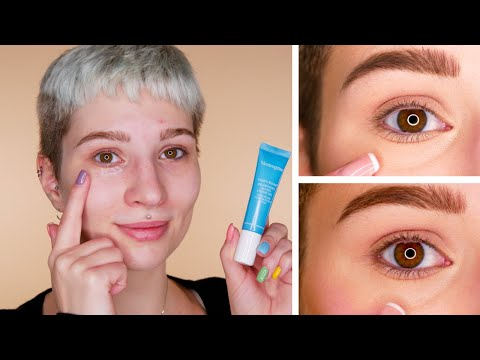 Neutrogena Hydro Boost Gel Cream Eye Review With Before And After