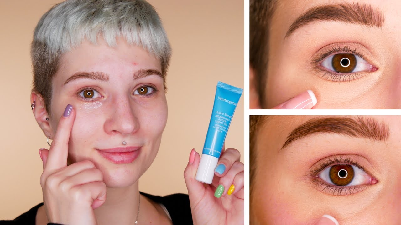 Cerave Eye Repair Cream Review Demonstration And How To Use It Youtube