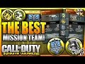 The BEST Mission Team in Infinite Warfare! (Mission Teams IW)