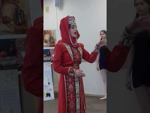 Лиана Сафарян-Крунк армянская народная песня