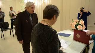 Годовщина свадьбы 60 лет