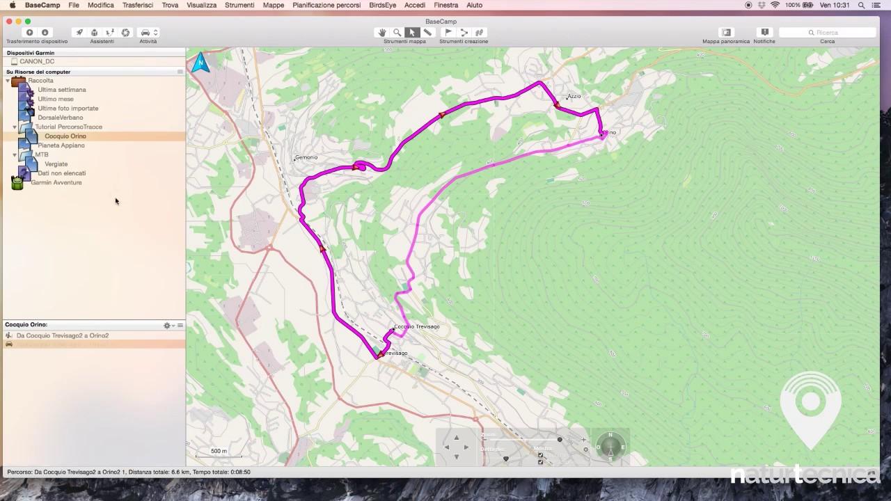 mappe per basecamp