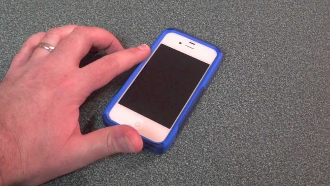 Otterbox Commuter Iphone  Review