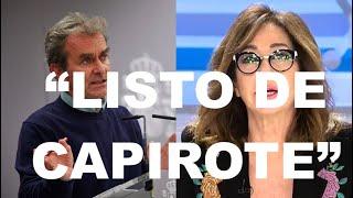 ¡ANA ROSA HACE PEDACITOS A FERNANDO SIMÓN!