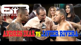 Best In Boxing: Andres Diaz vs Javior Rivera Fight