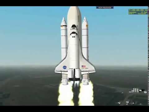 space shuttle mission 2007 demo - photo #12
