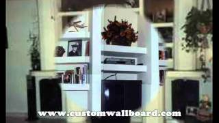 Cwi-custom Wallboard Interiors - Custom Built-in Wall Units & Entertaiment Centers- Kelowna, Bc