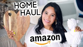 Amazon Home Decor & Kitchen Haul! MissLizHeart