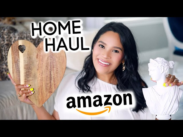 Amazon Home Decor Kitchen Haul Misslizheart News Art Travel Design Technology