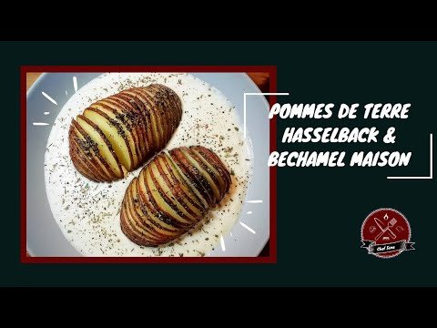 recette-pommes-de-terre-hasselback-&-béchamel---chef-sims