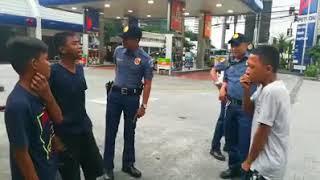 YouScoop: Mga batang rapper sa Pasong Tamo, Makati City