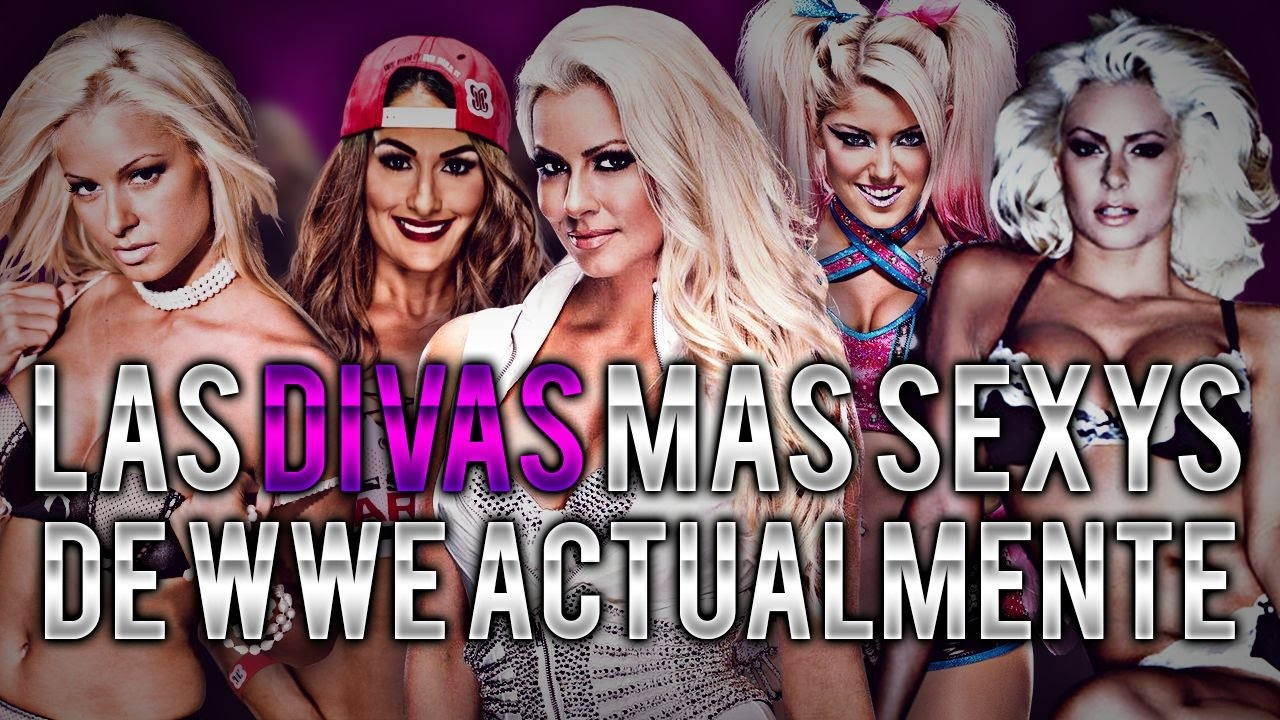 Las divas mas sexys de wwe actualmente 18 youtube - Porno diva video ...