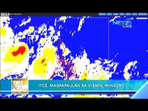 ITCZ causes rain in Visayas and Mindanao